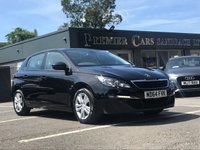 USED 2015 64 PEUGEOT 308 1.2 E-THP ACTIVE 5d 130 BHP