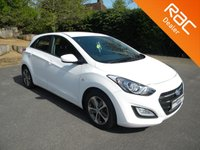 USED 2016 16 HYUNDAI I30 1.6 CRDI SE BLUE DRIVE 5d AUTO 109 BHP Part Exchange To Clear! Still Under Hyundai Warranty! ULEZ Compliant