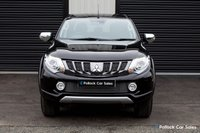 USED 2018 18 MITSUBISHI L200 Barbarian 178 Manual 4800 Miles, Towbar & Liner Low Mileage, Top Specification & Immaculate with Towbar & Load Liner ready for work & leisure