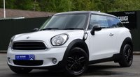"USED 2015 65 MINI PACEMAN 1.6 COOPER 3d {PepperPack} ****1Owner,PepperPack,17""Alloys,FSH****"