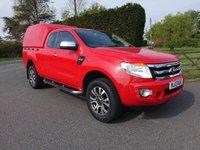 2013 FORD RANGER XLT 4X4 SUPER CAB PICK UP 2.2 TDCI 150 BHP £10495.00