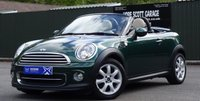 USED 2013 63 MINI ROADSTER 1.6 COOPER CONVERTIBLE 2DR ****Nav,Chili,HeatedLeather,Cruise,ParkAid****