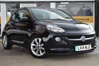 USED 2014 VAUXHALL ADAM 1.2 JAM S/S 3d 69 BHP NO DEPOSIT FINANCE AVAILABLE