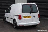 USED 2017 17 VOLKSWAGEN CADDY Caddy 2.0TDI 102BHP Colour Pack, 18