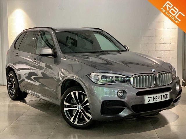 2016 BMW X5 M50D [7seats][Heads Up][376 BHP]
