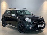 2016 MINI COUNTRYMAN COOPER S ALL4 [AUTO][BT][DAB] £17747.00