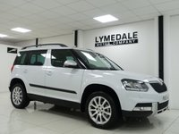 USED 2015 65 SKODA YETI OUTDOOR 2.0 OUTDOOR SE BUSINESS TDI SCR 5d 148 BHP