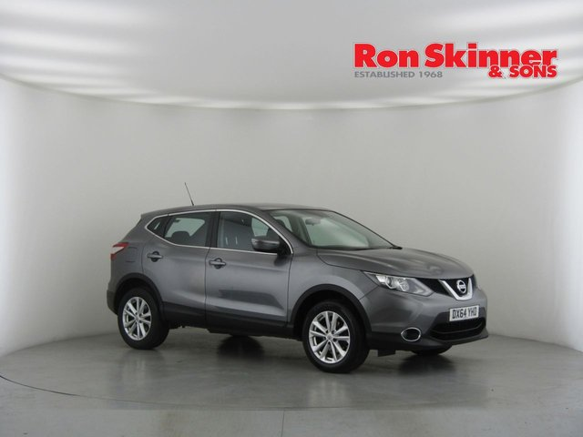 View our 2014 64 NISSAN QASHQAI 1.5 DCI ACENTA 5d 108 BHP
