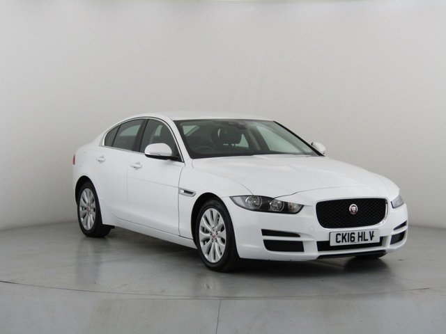 View our 2016 16 JAGUAR XE 2.0 PRESTIGE 4d 161 BHP