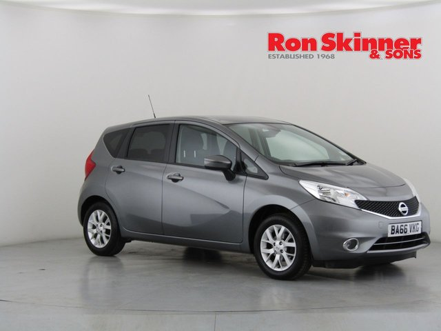 View our 2017 66 NISSAN NOTE 1.2 ACENTA PREMIUM 5d 80 BHP