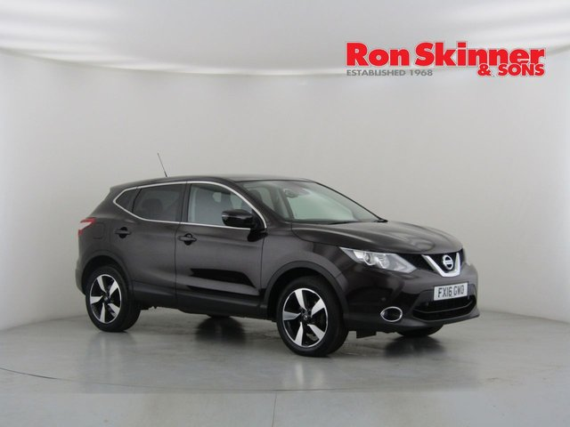 View our 2016 03 NISSAN QASHQAI 1.5 DCI ACENTA 5d 108 BHP