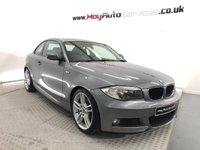 USED 2011 61 BMW 1 SERIES 2.0 120D M SPORT 2d AUTO 175 BHP