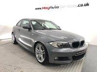 2011 BMW 1 SERIES 2.0 120D M SPORT 2d AUTO 175 BHP £5995.00