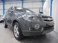 2010 CHEVROLET CAPTIVA 2.0 LTZ VCDI 5d 148 BHP £SOLD