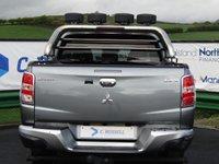 USED 2017 MITSUBISHI L200 2.4 DI-D 4WD BARBARIAN DCB 1d AUTO 178 BHP