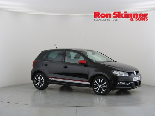 View our 2017 67 VOLKSWAGEN POLO 1.2 BEATS TSI 5d 89 BHP