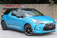 USED 2015 15 DS DS 3 1.6 BLUEHDI DSPORT S/S 3d 118 BHP ** PART EXCHANGE WELCOME** **PCP FINANCE AVAILABLE**