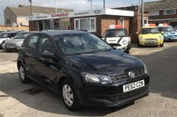 USED 2012 62 VOLKSWAGEN POLO 1.2 S 5d 70 BHP