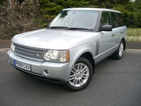 USED 2009 09 LAND ROVER RANGE ROVER 3.6 TDV8 VOGUE 5d AUTO 272 BHP HUGE SPECIFICATION, Two Former Careful Owners From New, JUST 46,000 Miles with Full Comprehensive Land Rover Service History!!!