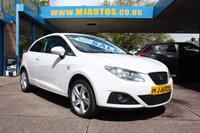USED 2011 11 SEAT IBIZA 1.2 TSI SPORT DSG 3dr AUTO 103 BHP NEED FINANCE??? APPLY WITH US!!!