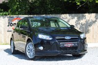 USED 2013 13 FORD FOCUS 1.6 ZETEC S TDCI 5d 115 BHP
