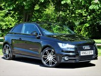 USED 2012 62 AUDI A1 1.4 TFSI S LINE 3d 122 BHP £161 PCM With £849 Deposit