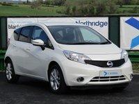 2015 NISSAN NOTE 1.2 ACENTA PREMIUM DIG-S 5d AUTO 98 BHP £7750.00