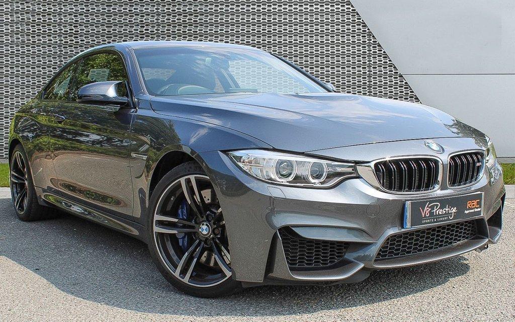 USED 2016 16 BMW M4 3.0 M4 2d 426 BHP *HARMON KARDON/CARBON PACK*