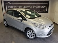 2009 FORD FIESTA 1.2 ZETEC 5d + 2 FORMER KEEPERS + HISTORY £2950.00