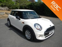 USED 2016 16 MINI HATCH ONE 1.2 ONE 3d 101 BHP Cheap To Tax, DAB Radio, AUX Input, Air Con