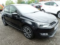 2014 VOLKSWAGEN POLO 1.2 MATCH EDITION 5d 59 BHP £6495.00