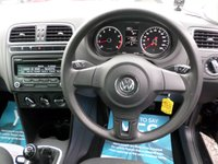 USED 2014 14 VOLKSWAGEN POLO 1.2 MATCH EDITION 5d 59 BHP