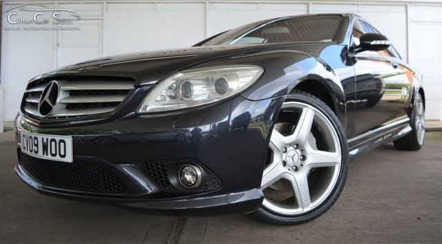 View our MERCEDES-BENZ CL