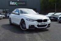 2015 BMW 3 SERIES 2.0 320D M SPORT 4d AUTO 181 BHP £17250.00