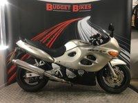 2002 SUZUKI GSX750 750cc GSX 750 FK1  £2190.00