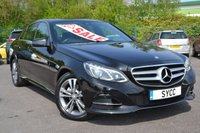 2015 MERCEDES-BENZ E CLASS 2.1 E220 BLUETEC SE 4d AUTO 174 BHP ~ COMMAND NAV ~ HEATED LEATHER £13999.00