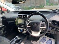 USED 2016 16 TOYOTA PRIUS 1.8L VVT-I 5d 97 BHP Hybrid for ULEZ, PCO Ready, Warranty, MOT, Finance