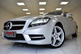 2012 MERCEDES-BENZ CLS 350 3.0 CDI SPORT AMG AUTOMATIC £13495.00