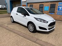 2015 FORD FIESTA 1.5 BASE TDCI 75 BHP £3995.00