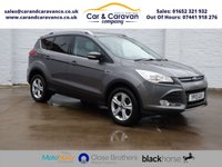 USED 2013 13 FORD KUGA 2.0 ZETEC TDCI 5d 138 BHP Full Dealer History A/C DAB Buy Now, Pay Later Finance!