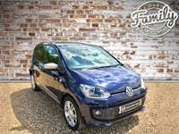 USED 2016 16 VOLKSWAGEN UP 1.0 CLUB UP 5d 74 BHP AMAZING CONDITION!!!
