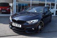 2016 BMW 4 SERIES 3.0 435D XDRIVE M SPORT GRAN COUPE 4d AUTO 309 BHP £23990.00