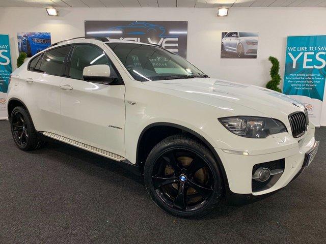 2010 60 BMW X6 3.0 XDRIVE30D 4d AUTO 241 BHP