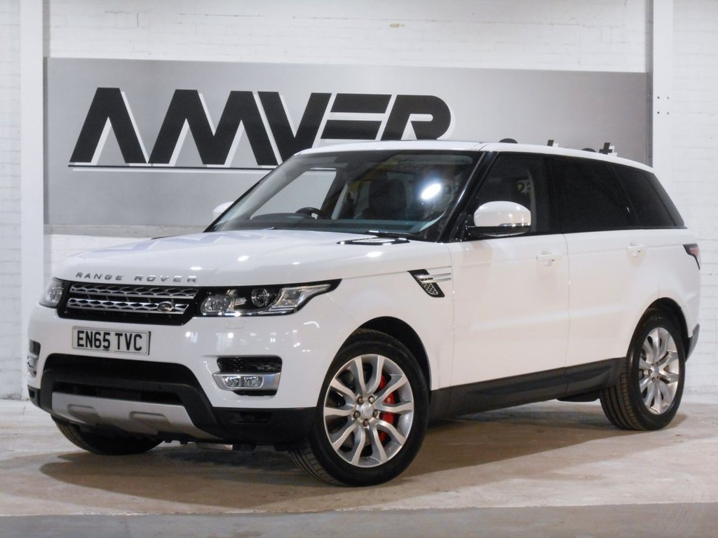 USED 2016 65 LAND ROVER RANGE ROVER SPORT 3.0 SDV6 HSE 5d AUTO 306 BHP