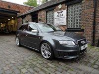 2007 AUDI A4 4.2 RS4 QUATTRO 5d 420 BHP £14995.00