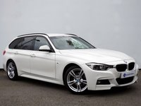 USED 2016 16 BMW 3 SERIES 2.0 320D M SPORT TOURING 5d AUTO 188 BHP £30 RFL with FULL BMW SERVICE HISTORY......