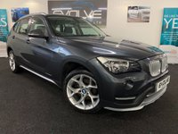 USED 2014 64 BMW X1 2.0 XDRIVE20D XLINE 5d AUTO 181 BHP IMMACULATE, FULL BMW HISTORY!