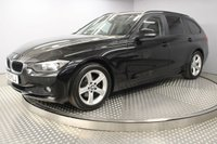 USED 2013 63 BMW 3 SERIES 2.0 320D SE TOURING 5d AUTO 181 BHP