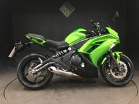 2012 KAWASAKI ER-6F 649cc EX 650 FCF...ABS ...FSH... 2920MILES...1 OWNER...JUST SERVICED £3950.00
