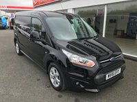 2016 FORD TRANSIT CONNECT 240 LIMITED 1.6 TDCi 115 L2 H1 LWB  SOLD